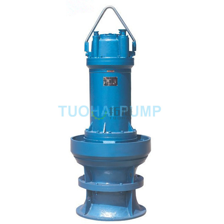 Submersible Axial Flow Pump