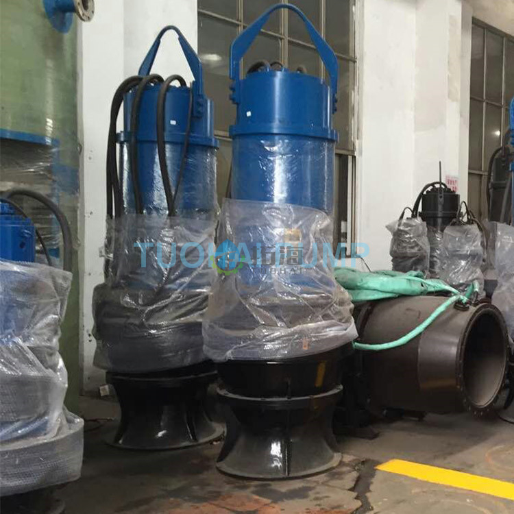 Submersible Mixed-flow Pump